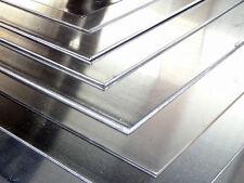 Lastra Lamiera Acciaio Inox Aisi304 Satinato 500x500 1,5mm/Su misura a richiesta
