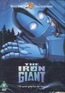 The Iron Giant DVD (2000) Brad Bird cert U Highly Rated eBay Seller Great Prices