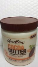 QUEEN HELENE COCOA BUTTER EXTREMELY DRY SKIN FACE AND BODY CREAM 15 OZ NEW