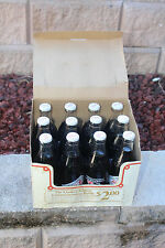 Rare Coca-Cola 12 bottles America's Cup 1987 limited edition