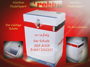 robbe RO-SAFETY XL LIPO TRESOR, 7004  / Günther Modellsport