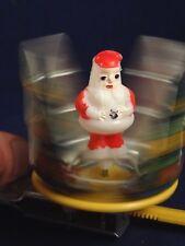 Jouet Mécanique Ancien Père Noël Métal Collection Cadeau Enfant Décor Fête
