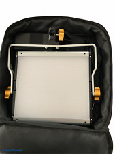 Neewer Dimmable Bi-color LED  Video Light Panel with U Bracket Support and Bag