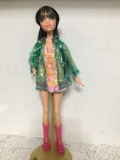 Barbie My Scene Delancey Doll Splashy Chic Brunette Dark Hair OOAK Or Play Rare