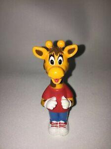 """Geoffrey Giraffe Figure Toys R Us 4"""" TRG & G Inc."""