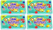 4x The Original Jaw Breakers Jaw Busters Candy American Sweets