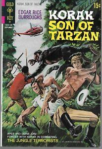 Korak Son of Tarzan 43 (1971) High Grade