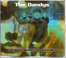 DANDYS - ENGLISH COUNTRY GARDEN - 3 TRACK CD