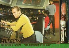 Star Trek Original TOS Season 1 Chase Character Log C25 Conscience King