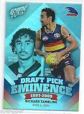 2013 Prime Select Draft Pick Eminence (DPE3) Richard TAMBLING Adelaide
