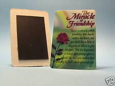 """Miracle Of Friendship"" Poem - Fridge Magnet - SKU# 979"