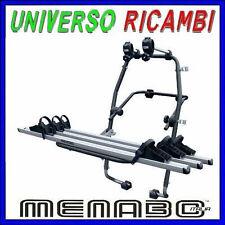 Portabici  Posteriore Menabo - Stand Up 3 X 3 BICI - BMW Serie 3 (E90) 4p. 05>13