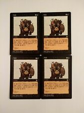 Cannibalize KOREAN 4X SP Stronghold MTG Magic the gathering