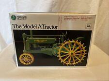 Ertl Precision Classics John Deere Model A Tractor, 1/16, No. 560, New In Box!