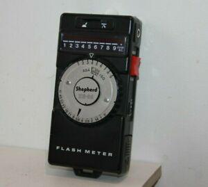 Shepherd XE-88 Flash Meter. Tested Working.