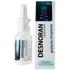 DESNORAN, NASAL SPRAY, 30ML - removes the cause of snoring, anti-snoring spray
