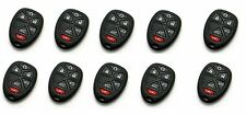 Lot of 10 New Replacement Keyless Entry Remote Fob Clicker For GM 15913427