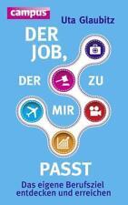 Der Job, der zu mir passt, Uta Glaubitz