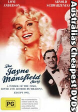 The Jayne Mansfield Story DVD NEW, FREE POSTAGE WITHIN AUSTRALIA REGION ALL