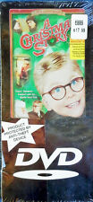 A CHRISTMAS STORY - PETER BILLINGSLEY - (2) DVD SET - LONG BOX - STILL SEALED