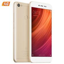 Teléfonos móviles libres Xiaomi Redmi Note 5 de oro con conexión 4G