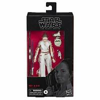 "Star Wars The Black Series Rey & D-O Toy 6"" Scale Collectible Action Figure, ..."