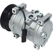 New A/C Compressor-10S17C With Clutch for 05-06 Jeep Liberty 2.8L-L4