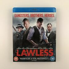 Lawless (Blu-ray, 2013) s