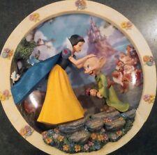 Bradford Exchange - Snow White & the Seven Dwarfs - The Fairest of Them All.