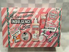 SOAP & GLORY Scent-Sational Indulgence Box NEW Mask Scrub Puffy Eyes