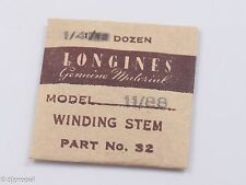Longines Genuine Material Stem Part 32 for Longines Cal. 11/88