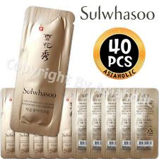 Sulwhasoo Concentrated Ginseng Renewing Eye Cream EX 1ml x 40pcs (40ml) New