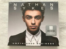 NATHAN SYKES  infinished business CD NEUF