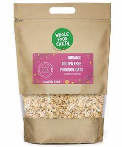 Organic Gluten Free Porridge Oats   Gluten Free   GMO Free
