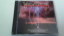 """THE LONDON SYMPHONY ORCHESTRA """"WIND OF CHANGE CLASSIC ROCK"""" CD 13 TRACKS"""