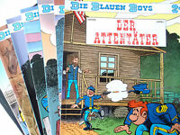 Auswahl = DIE BLAUEN BOYS ab Nr. 24 - 45 ( Salleck Publications ab 2004 ) NEU