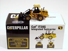 Caterpillar IT28G Loader - 1/87 - Brass - CCM - MIB