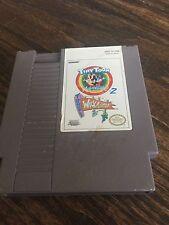 Tiny Toon Adventures 2: Trouble in Wackyland Original Nintendo NES Cart NE4