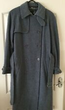 Ralph Lauren Ladies Wool Mac Black Label
