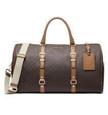 ❤️ Michael Kors Bedford Legacy Weekender Extra Large Brown/Acorn Bag