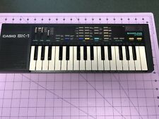 CASIO SK-1 Portable 32 Key Sampling KEYBOARD In Great Condition With Carry Case