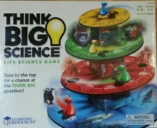 Think Big Science Learning Resources Educational Game - Very Good Cond -Complete