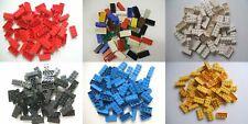 50 LEGO  2 x 4 BRICKS - Choose Colour - FREE POST - Multi Buy Discount.