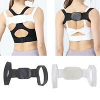 2x correcteur de posture réglable pour hommes femmes soutien du dos orthèse
