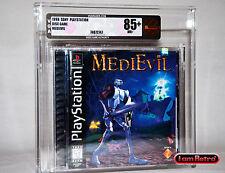 MediEvil Sony Playstation PS1 Brand New Factory Sealed VGA 85+ Gold SNES NES