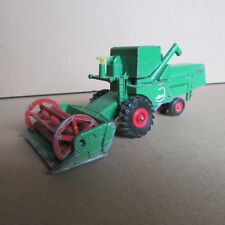 854A Matchbox King Size K9 Claas Combine Harvester 1:64