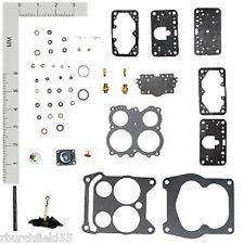 1965 74 CARB KIT 4 BARREL 4175 MODEL HOLLEY CHEVY Q-JET REPLACEMENT SPREAD BORE