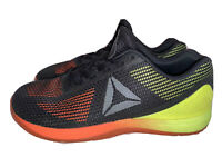 Reebok Crossfit Nano 7 Women's 5.5 Vitamin C/Yellow/Black BD2830 Athletic Shoes