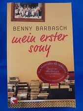 Mein erster Sony von Benny Barbasch plus Materialien für Lesekreise