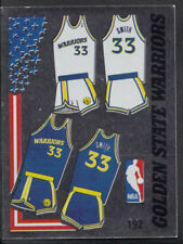 Panini Golden State Warriors Basketball Trading Cards